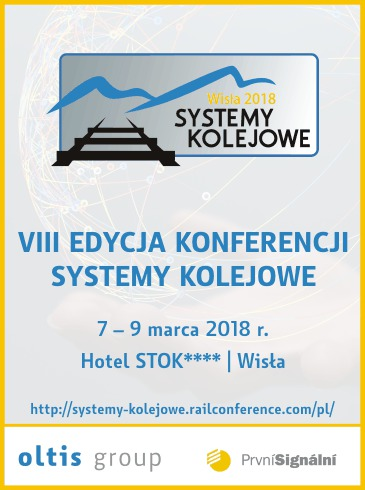 Konferencja Systemy Kolejowe 2018