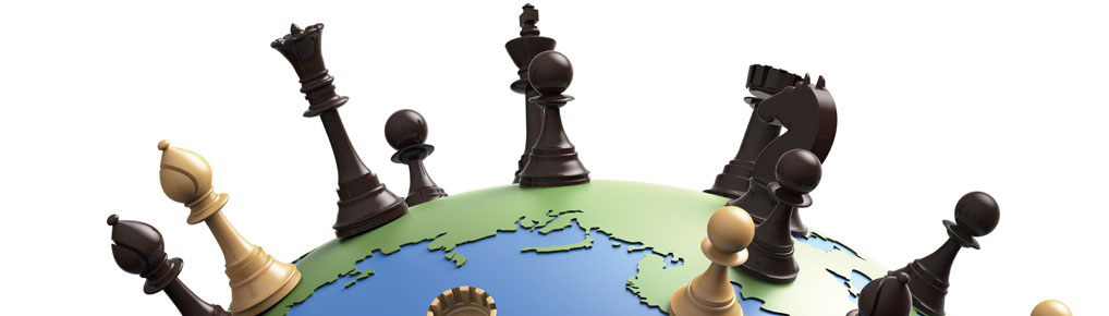 Zemsta geopolityki