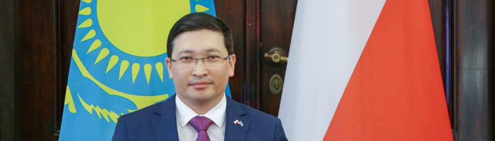 Kazachska alternatywa na Nowym Jedwabnym Szlaku