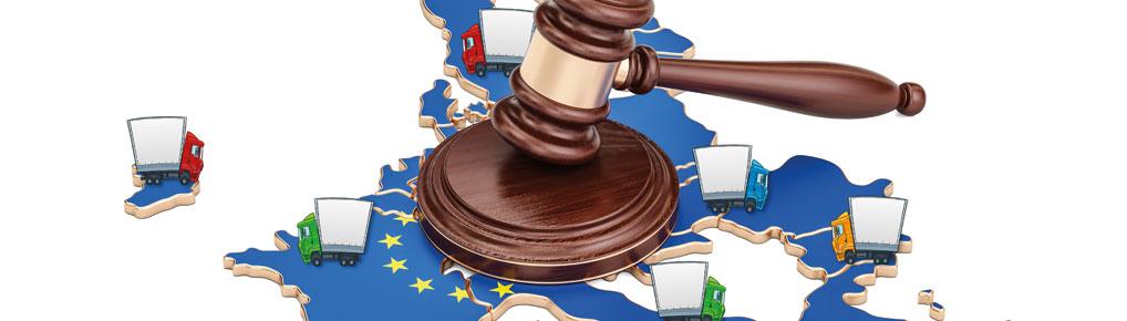 Kary dla przewoźników w UE – po nowemu