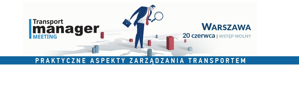 Transport Manager Meeting 20 czerwca 2018 r.