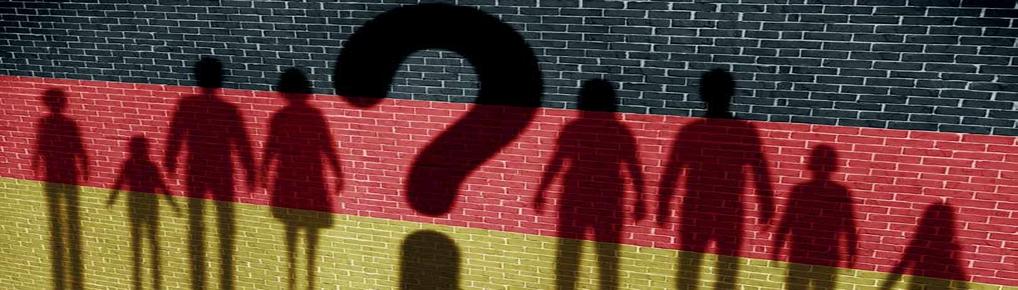 Imigranci na pace, a niemieckie sądy